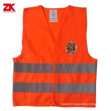 Hi-vis children reflective vest