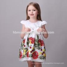 2017 Baby Mädchen Party Kleid Kinder Kleider Designs