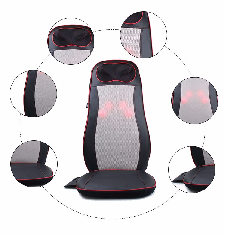 Back Massage Cushion with Heat
