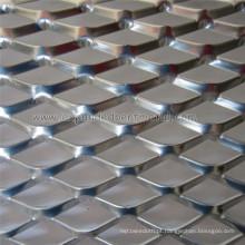 Folha de malha de metal galvanizado expandida de baixo preço