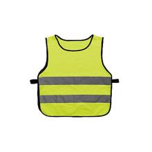 fabric warning safety vest/waistcoat