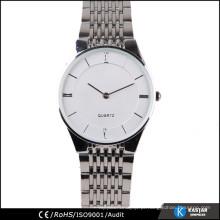 Relógio feminino com capa fina