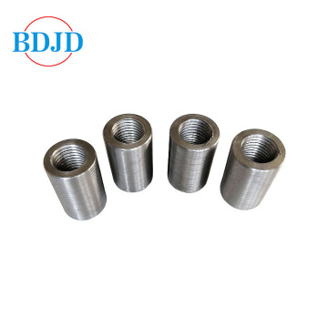 conditision parallel thread rebar coupler baru