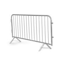 UK Tipo Metal Metal Gates com Hot Dipped Galvanized Acabamento