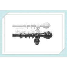 Спрей-краска Белый 28мм Пластмассовые занавески для шторок, пластиковые колпачки для труб
