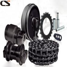 OEM undercarriage Excavator PC200/300/400  track roller