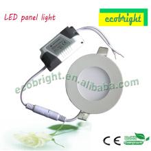 Горячая продажа! 3W ультра тонкий светодиодный свет панели