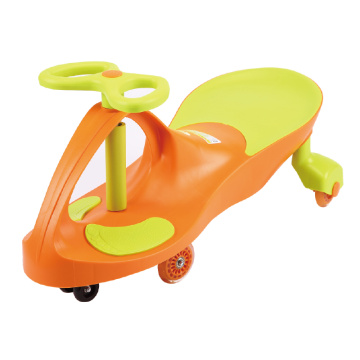 Kids Swing Toy Car com roda de flash