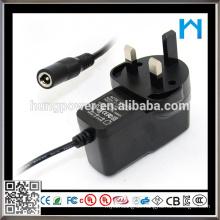 Ac dc adapter 5v 800ma uk spg.Versorgungsteil euro plug ac dc adapter