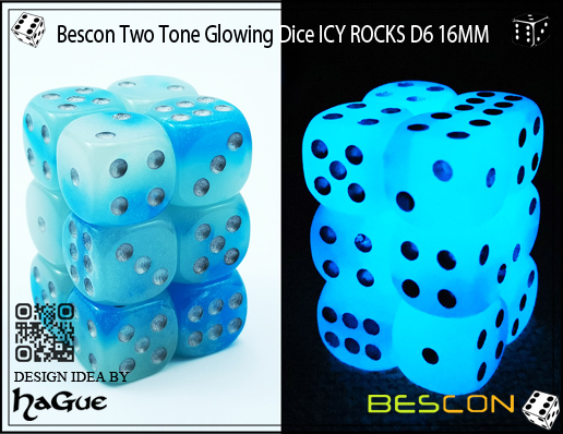 ICY ROCKS D6-6
