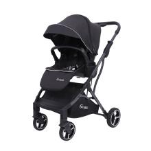 Carrinho de bebê de luxo 3 em 1 carrinho de bebê infantil carrinho carrinho de bebê dobrável