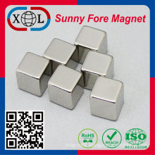 block permanent magnet China factory