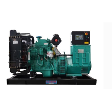 Open Type Cummins Diesel Engine Generator Set