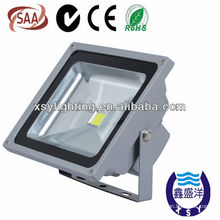 SAA approve,IP65,MW driver,outdoor use 50w led flood lighting industrial