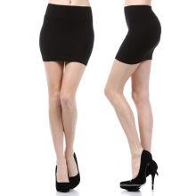 Robe sans couture mini mode 2014