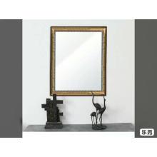 Antique mirror frame bathroom antifog unbreakable mirror
