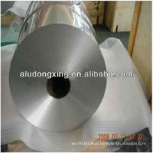Papel de alumínio de alumínio