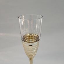 2020 new design half plating wine glass