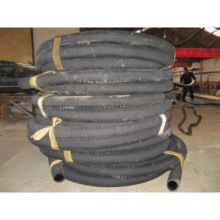 Rubber and fabric reinforced flexible hose pipe factory