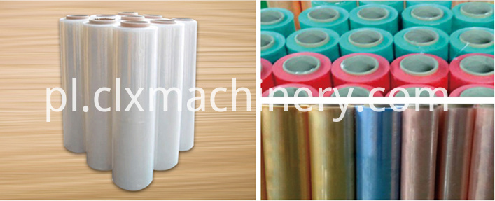 stretch film equipment
