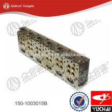 Culata del motor Yuchai 150-1003015B para YC6G