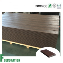 Anti Static Outdoor WPC Polatsic Wood Composites Decking