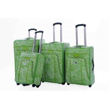 Venda quente PU Carry On Rolling Bag Bagagem