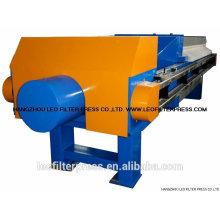 Prensa de filtro Leo 1600 Prensas de filtro hidráulico automático