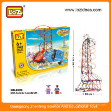 hot new products for 2014 LOZ roller coaster toys