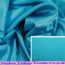 New Style Dying Stretch Satin pour les dames robe