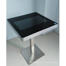 Monitor de exposição interativo da tabela do anúncio do Multi-Toque de TFT, Signage do LCD HD Digitas, anunciando o toque da tabela