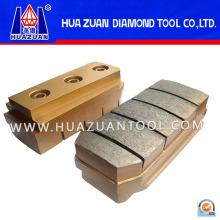 Huazuan L140mm Granite Grinding Fickert à vendre
