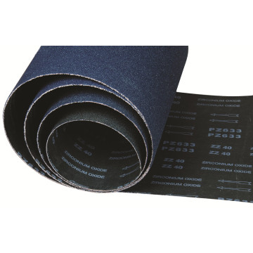Zirconium Oxide Abrasive Cloth Roll