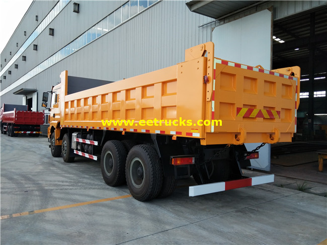 30 Ton Tipper Trucks