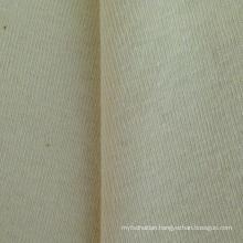 Hemp/Cotton Double Yarn Rib Knitted Fabric (QF14-1460)