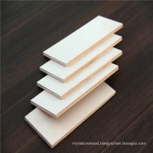 18mm Melamine Glue faced Plywood from manufacturer