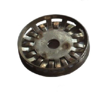 iron cheeking wheel