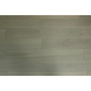 Alta calidad Rubio Mono Coat Blanco lavado Ab Grade Oak 3 Layer Wood Flooring