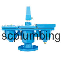 Orifice Air Release Valve for Pipe Line