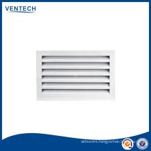 Air flow single grille