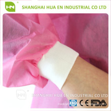 dental disposable SMS isolation gown