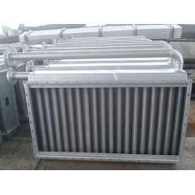Air to Water Heat Exchanger for Wood Industry Drying