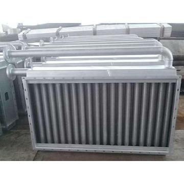 Trocador de calor de ar para água para indústria de madeira Secagem