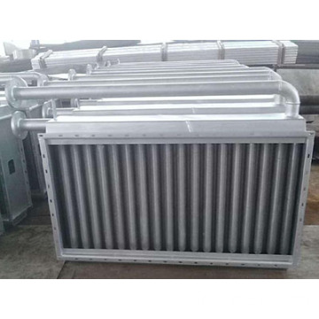 SRL steam heat exchanger