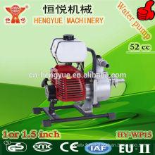 Pompes à eau HY-WP.15 52.5cc diesel eau pompe grand volume basse pression