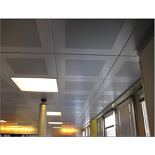 Perforated Aluminium Ceiling Panel with ISO, Ce, SGS (GLPP-8013)