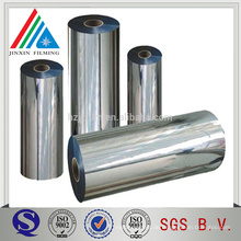 20 Mikron Guss Aluminium Metallisierte CPP Folie Für Flexible Verpackungen