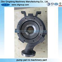 ANSI Chemical Pump Parts for Sand Casting with Any Size