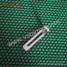 Kohlenstoffstahl mahlte Teile durch überzogenes Bearbeitungsteil-hohes Präzisions-Ersatzteil Vst-0905