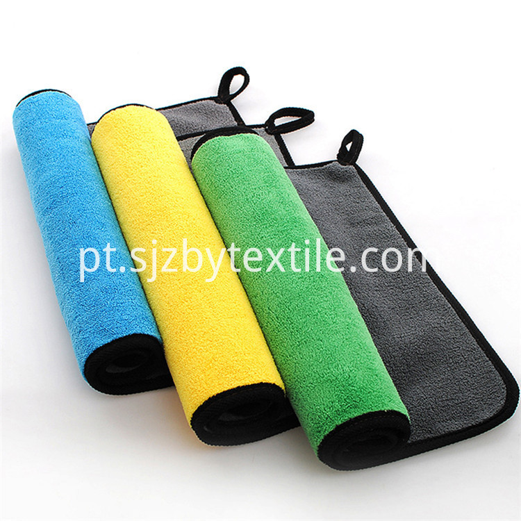 Customized Logo Microfiber Car Wash Towel